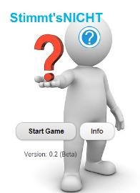App DEV Stimmts(Nicht)