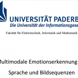 Publikation Bachelorarbeit